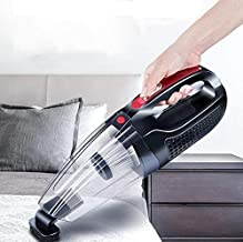 Mini Car Vacuum Cleaner, Handheld Cordless Lightweight Wet and Dry Use Vacuum Cleaner Powerful Portable with HEPA Filter H...