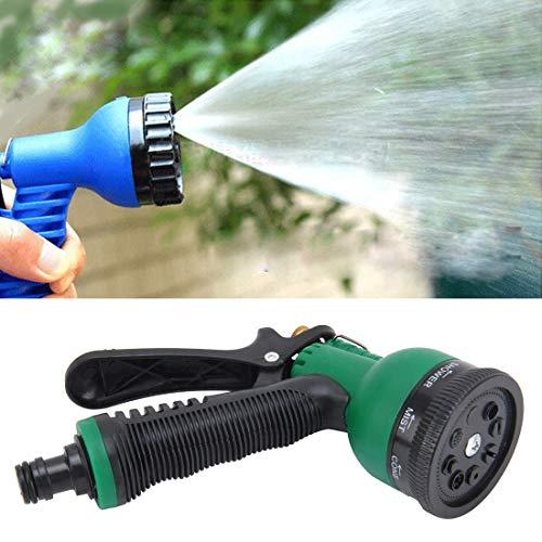 Luoshan 8 funzioni Pistola ad Acqua da Giardino Pistola a spruzzo Multifunzionale Pistola a spruzzo da Giardinaggio Pistole for irrigazione