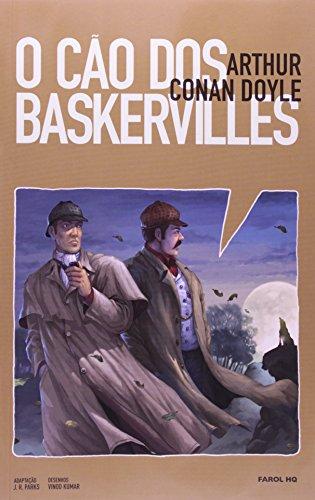 O Cão dos Baskervilles. Sherlock Holmes - Volume 1. Coleção Farol HQ