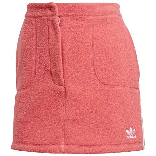 adidas Womens Originals Polar Fleece Skirt GN2801 Size XS