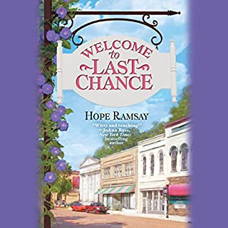 Welcome to Last Chance audiobook cover art