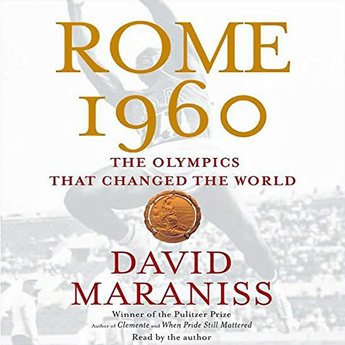 Rome 1960 audiobook cover art