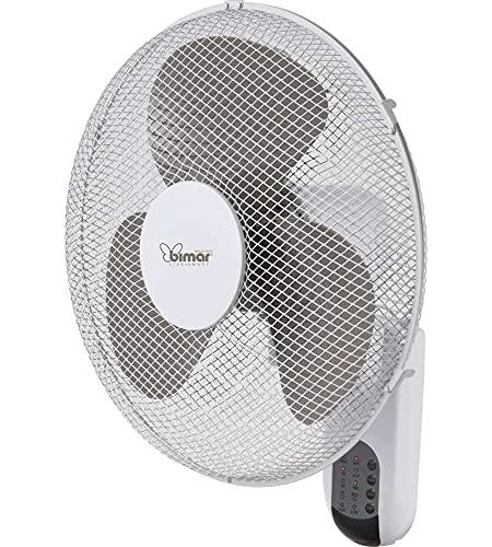 Bimar VM44 Ventilatore da parete 3 Velocità colore Bianco