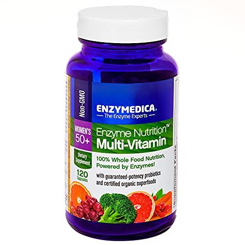 Enzymedica, Enzyme Nutrition Women's 50+ Multivitamin, Supports Immune...