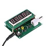 KKmoon Fréquencemètre Compteur Haute Sensibilité 1Hz-50MHz Testeur De Mesure Kit De Bricolage 7V-9V 50mA