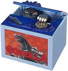 Best Mechanical Piggy Banks Review - Godzilla Coin Bank