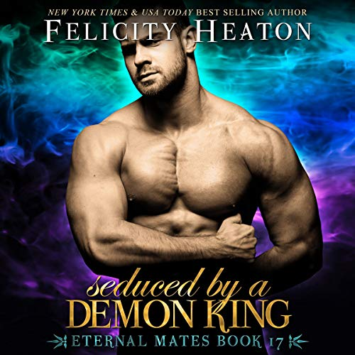 Seduced by a Demon King cover art