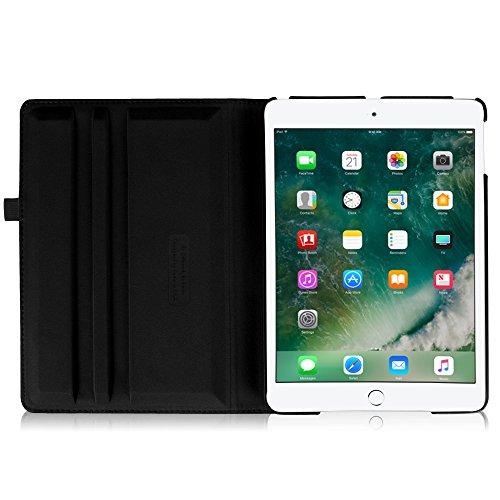 Fintie iPad 9.7 Zoll 2017 / iPad Air Hülle – 360 Grad Rotierend Stand Smart Cover Case Schutzhülle mit Auto Schlaf / Wach Funktion für Apple iPad 2017 Neue Modell / iPad Air 2013 Modell, Schwarz - 7