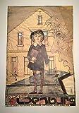 Horst Janssen Plakate Oldenburg Poster Plakat Kunstdruck