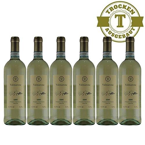 Weißwein Italien Soave Valmarone trocken (6x0,75l)