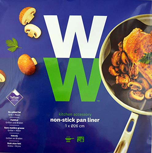 Weight Watchers Pan Liner Bratfolie (Viel Geschmack ohne Fett)