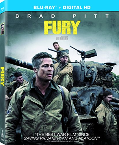 Fury [Blu-ray] [Importado]