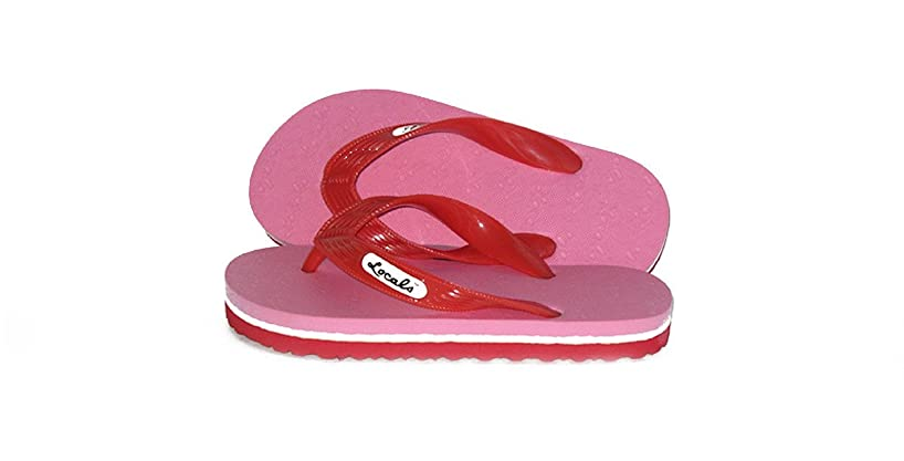 Locals Pink Kids Slipper