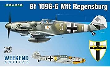 Eduard Weekend 1:48 -bf 109g-6 Mtt Regensburg Model Kit