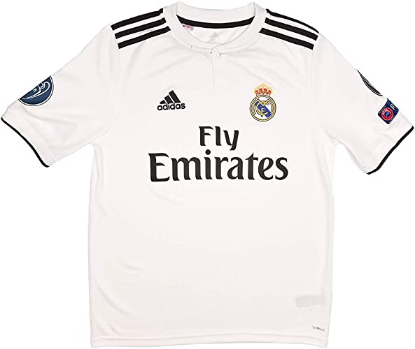 Adidas EU H JSY Youth T-Shirt pour Enfant