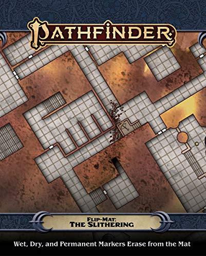 Pathfinder Flip-Mat: The Slithering P2