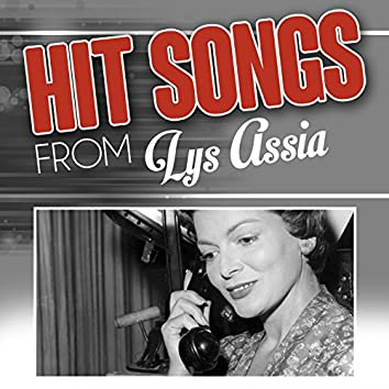 Hit songs from Lys Assia