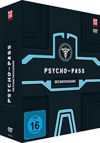 Psycho Pass - Staffel 1 - Gesamtausgabe - [DVD]