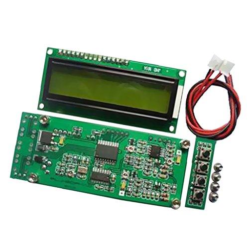 0,1mhz ~ 1200mhz digitalen Frequenzmesser Frequenzzähler Tester Messung Modul für Ham Radio PLJ-1601-C
