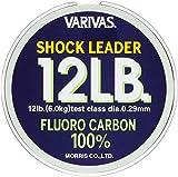 Varivas Fluorocarbon Shock Leader Line 30m 12lb (9753)