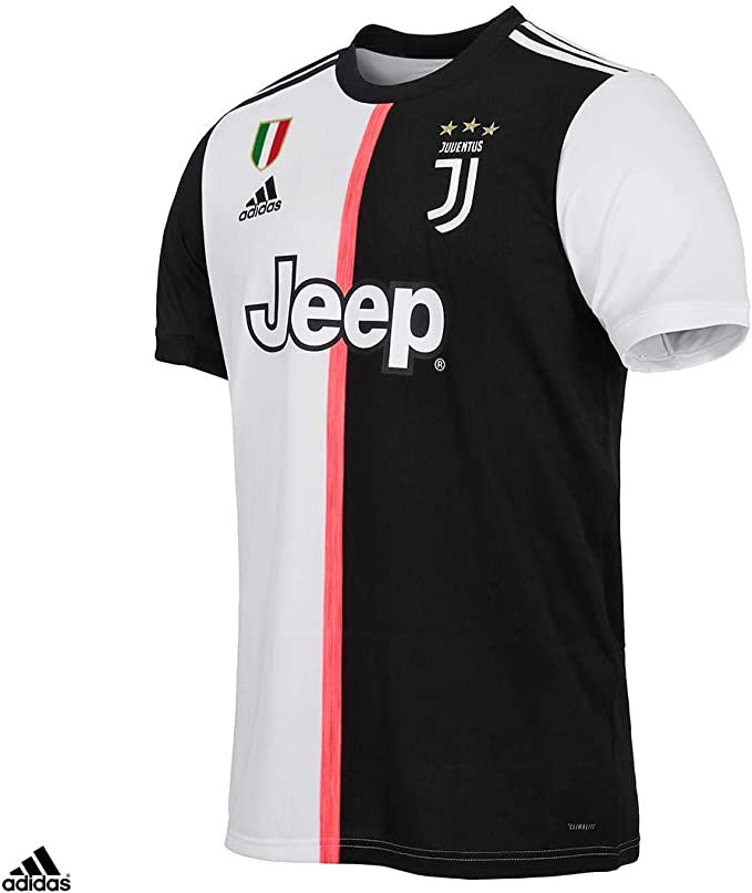 Juventus Maglia Ronaldo CR7 Gara Home Ufficiale Stagione 2019/2020 ...
