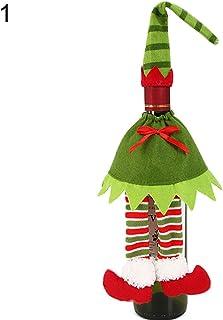 Amazon.es: adornos navidad - Verde