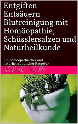 Entgiften, Entsäuern - Blutreinigung mit Homöopathie, Schüsslersalzen und Naturheilkunde: Ein...