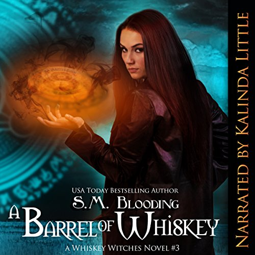 A Barrel of Whiskey audiobook cover art