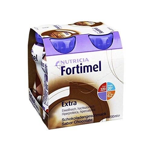 Fortimel Extra Schokoladengeschmack, 4X200 ml