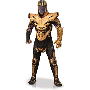 THANOS Vestito Marvel in pile per adulti Robe