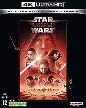 Star Wars 8 - Les Derniers Jedi [4K Ultra HD Blu-Ray Bonus]