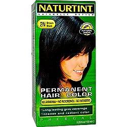 Naturtint Hair Color 2N Brown Black