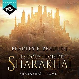 Page de couverture de Les douze rois de Sharakhaï