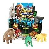Prehistóricos - Pack de 4 bolsitas