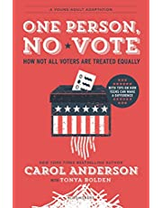 One Person, No Vote (YA Edition): How Not All Voters Are Treated Equally