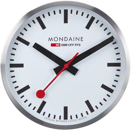 Mondaine Wanduhr Quarz Analog A995.CLOCK.16SBB