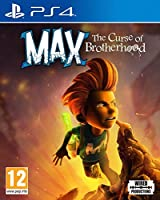 Max: The Curse of Brotherhood (PS4) (輸入版)