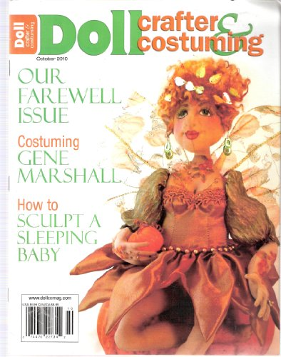 Doll Crafter & Costuming, October 2010