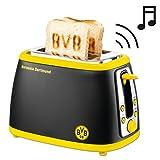 Borussia Dortmund 12700500 09 Toaster mit Sound