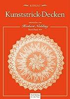 Kunststrick-Decken, entworfen von Herbert Niebling: Beyer-Band 454