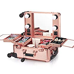 Ovonni Rose Gold Trolley