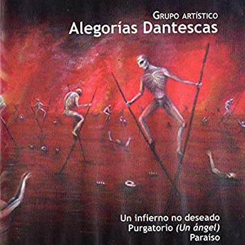 Alegorias Dantescas (Grupo Artistico) Marcelo Salvati