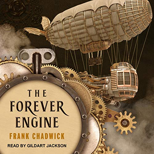 The Forever Engine audiobook cover art