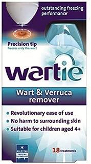 Wartie 50 ml Wart and Verruca Remover by Wartie