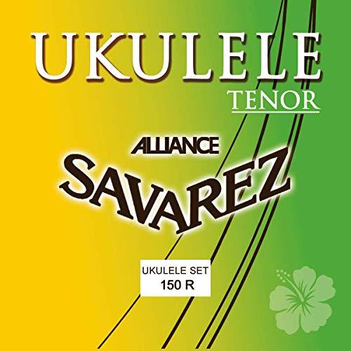 Savarez 660794 - Cuerdas para Ukulele tenor, juego