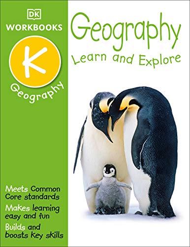 DK Workbooks: Geography