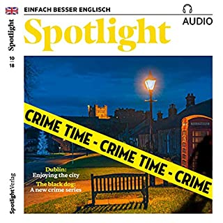 Spotlight Audio - Crime time. 10/2018 Titelbild
