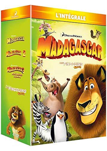 L'Intégrale Pingouins de Madagascar