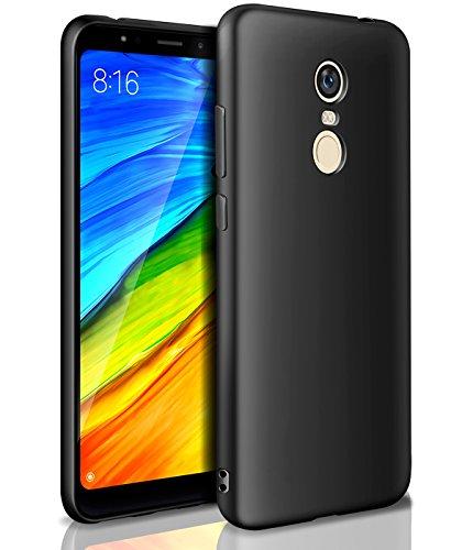 Cover Xiaomi Redmi 5 Plus, AROYI Custodia Redmi 5 Plus Opaco Morbido TPU Silicone Anti Scivolo Protezione Posteriore Case Antiurto...