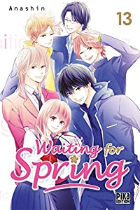 Waiting for Spring Edition simple Tome 13